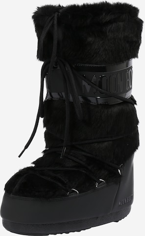MOON BOOT Snow boots in Black