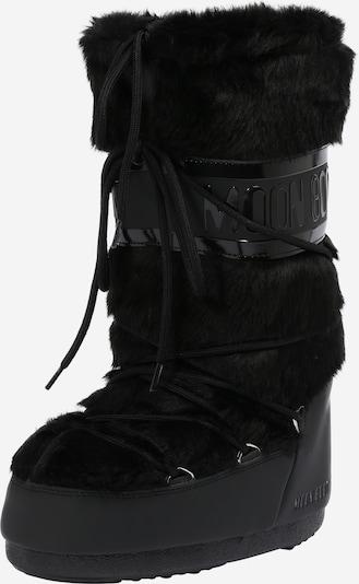 MOON BOOT Stiefel in schwarz, Produktansicht