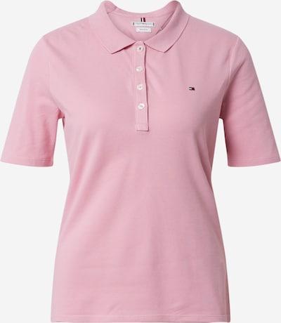 TOMMY HILFIGER Poloshirt in rosa, Produktansicht