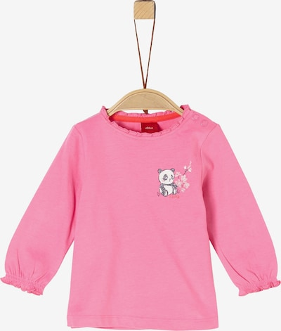 s.Oliver Shirt in pink, Produktansicht