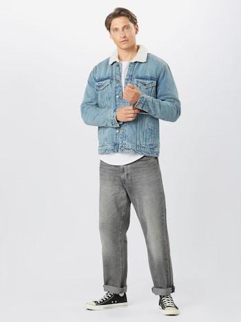 LEVI'S Jeans 'STAY' in grau