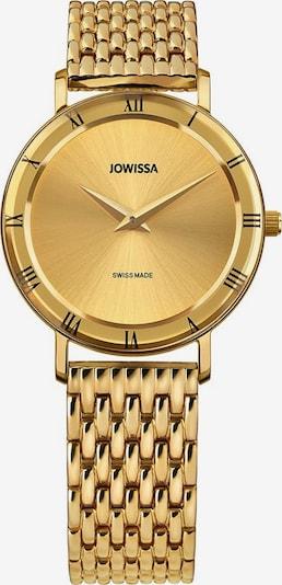 JOWISSA Quarzuhr 'Roma' Swiss Ladies Watch in gold, Produktansicht