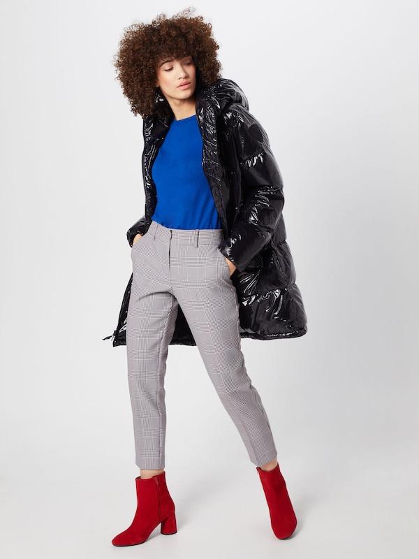 D'hiver ImbPiuma Lunghi Noir Blauer Manteau 'impermeabileTrench usa ovatta' En PXZkiu