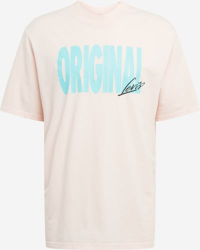 LEVI'S Koszulka 'OVERSIZED GRAPHIC TEE' w kolorze różowy pudrowym, Podgląd produktu