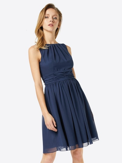 SWING Cocktailkleid in navy, Modelansicht