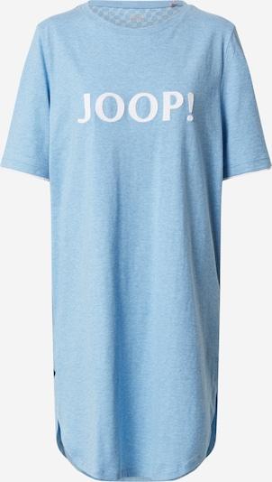 JOOP! Bodywear Schlafshirt in blue denim, Produktansicht