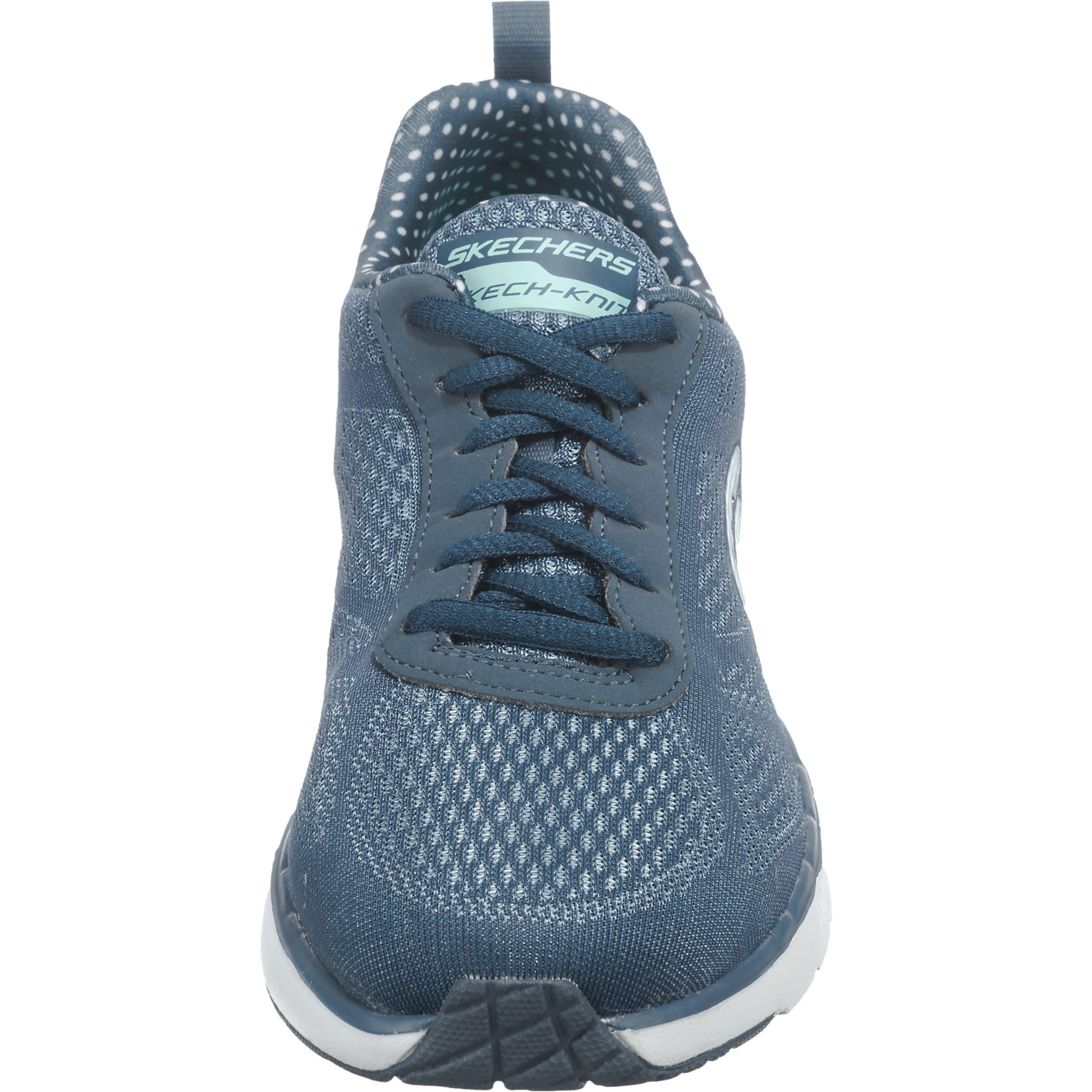SKECHERS Sneaker mit Memory Foam Footlocker Finish Original Freier Versandauftrag FPRps7m