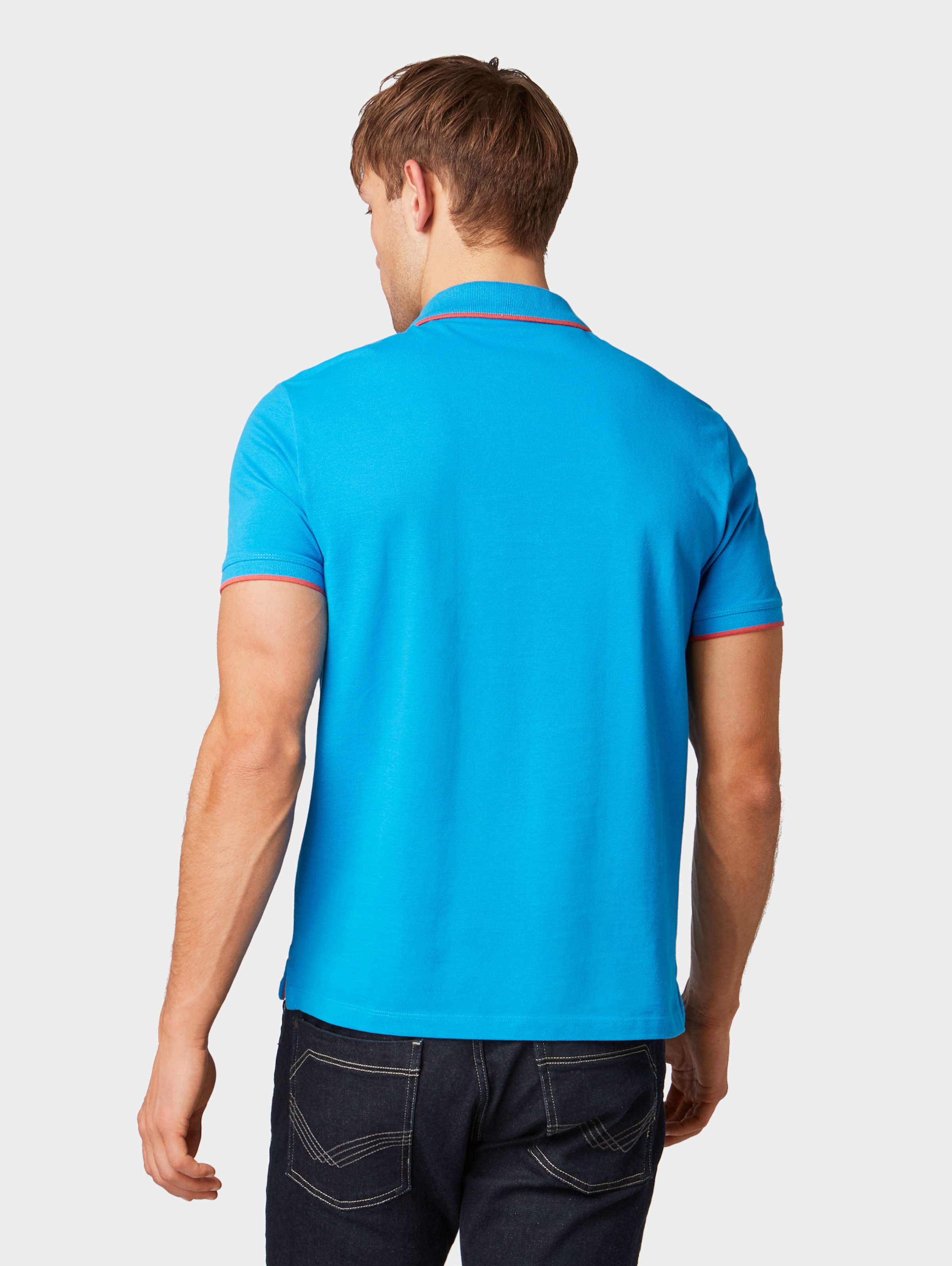 Lachs Tailor In Poloshirt Tom NachtblauNeonblau drsthQCx