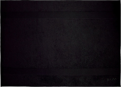 BOSS Home Badematte 'LOFT' in schwarz, Produktansicht