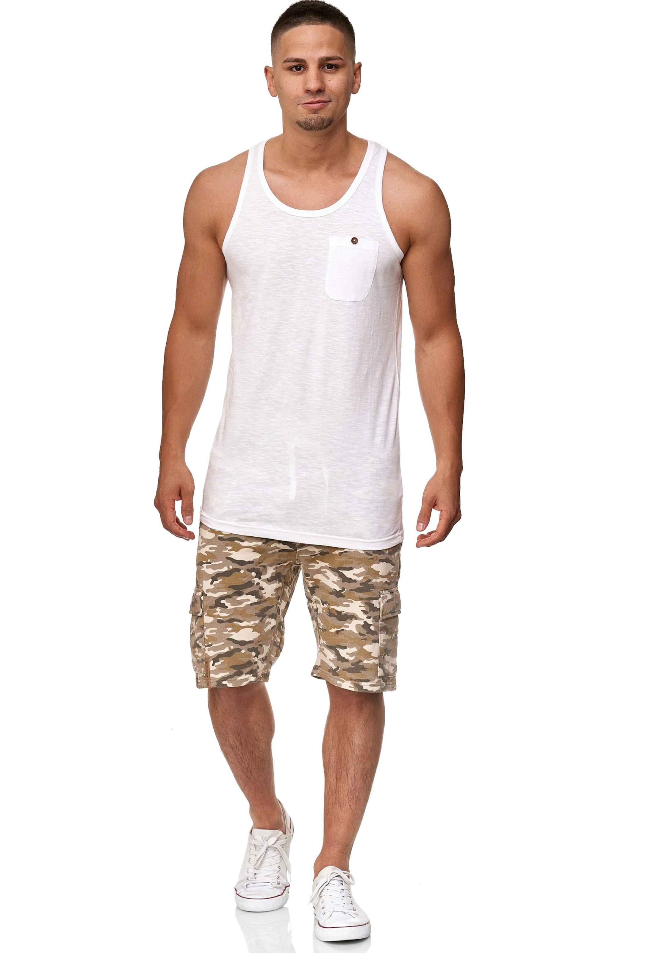 Shorts Rock' Sand Indicode 'white Jeans In H2IDWE9Y