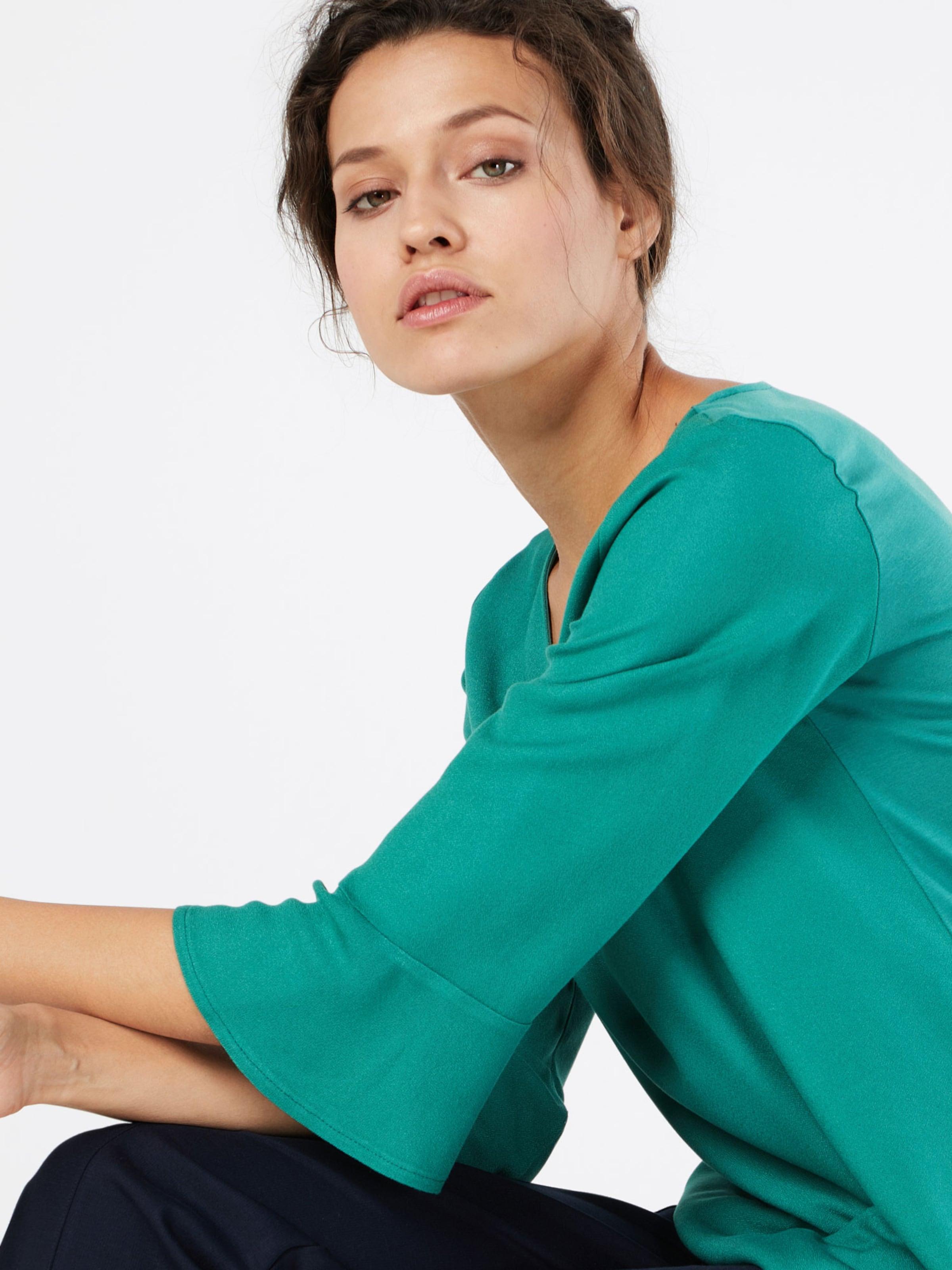 Billig Freies Verschiffen Outlet Großer Rabatt TOM TAILOR Sweatshirt 'Trendy Flounce' Online-Shop Aus Deutschland Günstiges Online-Shopping Vermarktbare Online Qs1AkeLhY2
