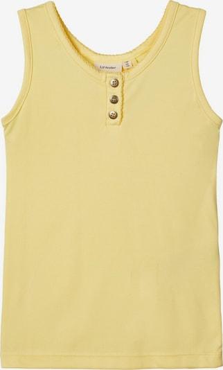 NAME IT Top 'Gome' in gelb, Produktansicht