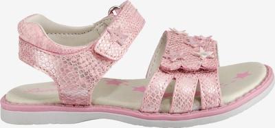 LURCHI Sandalen für Mädchen, WMS-Weite M in rosa, Produktansicht