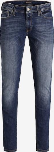 Jeans JACK & JONES pe denim albastru, Vizualizare produs