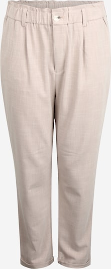 ONLY Carmakoma Hose 'CARNANO LONG PANT' in beige, Produktansicht