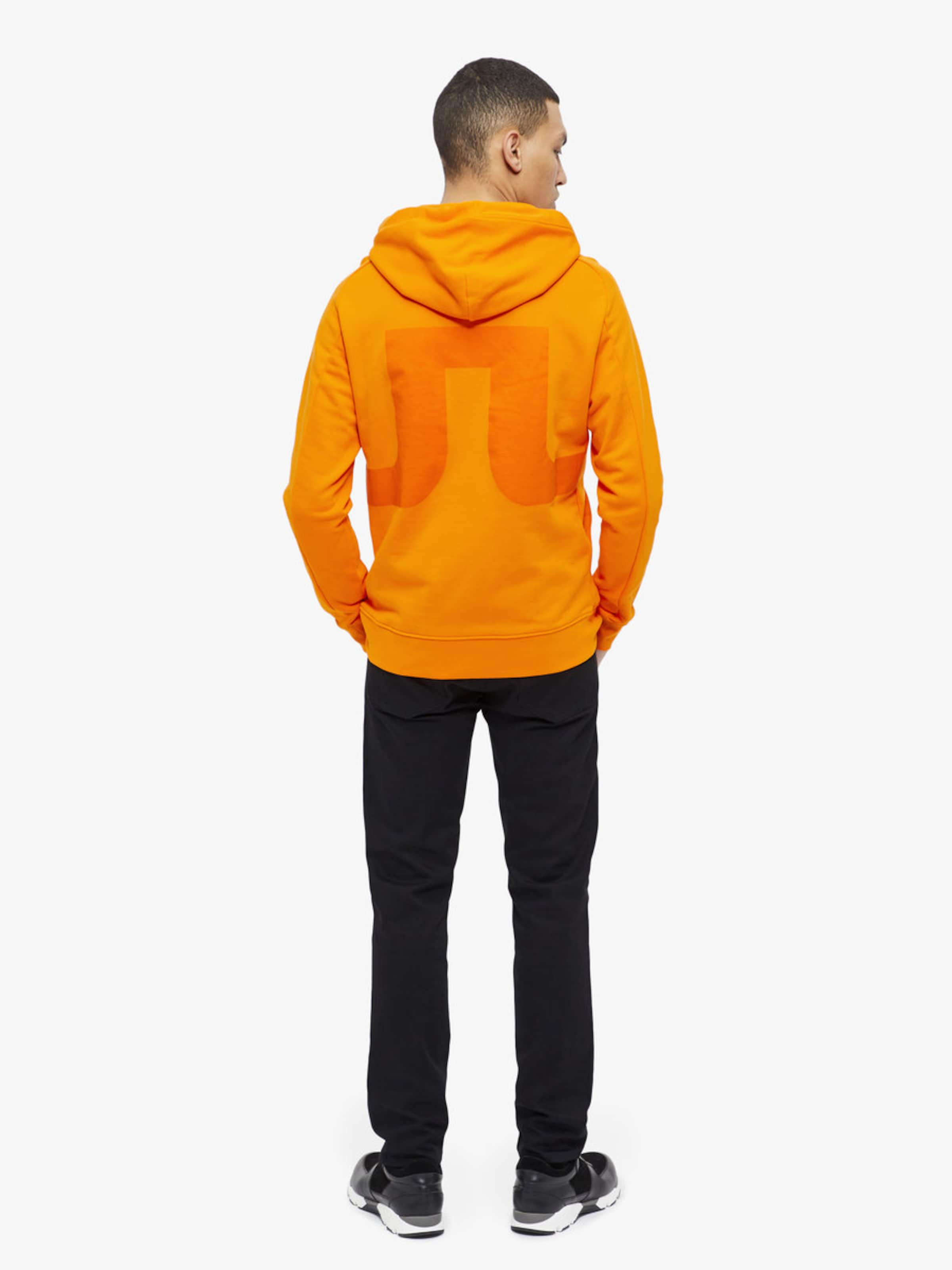 J.Lindeberg 'Throw Ring Loop' Hoodie Rabatt Shop-Angebot pzoT1JBD