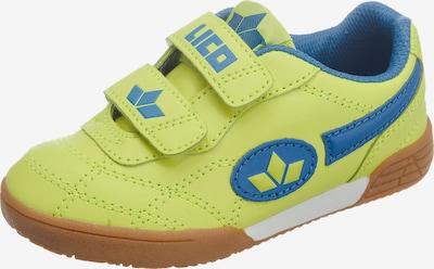 LICO Sportschuhe in rauchblau / zitronengelb, Produktansicht