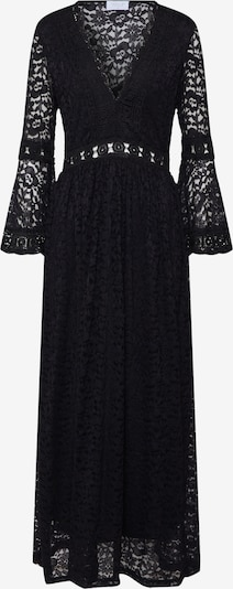 Carolina Cavour Kleid 'midi lace dress' in schwarz, Produktansicht