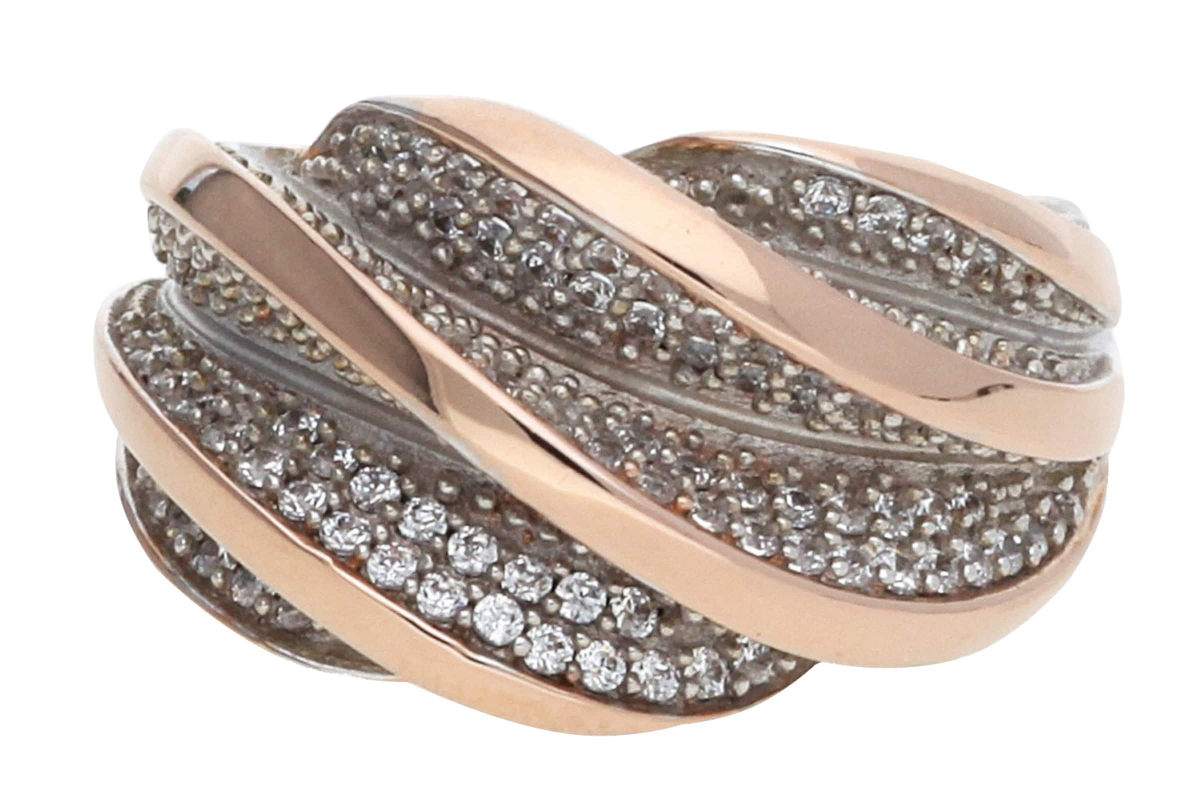 Esprit Rosegold In Ring In Esprit Ring KTl1FJc