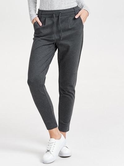ONLY Kalhoty 'ONLPoptrash' - šedý melír, Model/ka