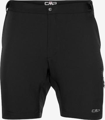 CMP Παντελόνι φόρμας σε μαύρο