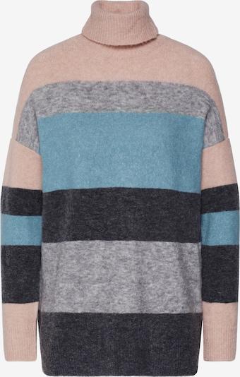 BRUUNS BAZAAR Sveter 'Holly Kathys Knit' - svetlomodrá / ružová, Produkt