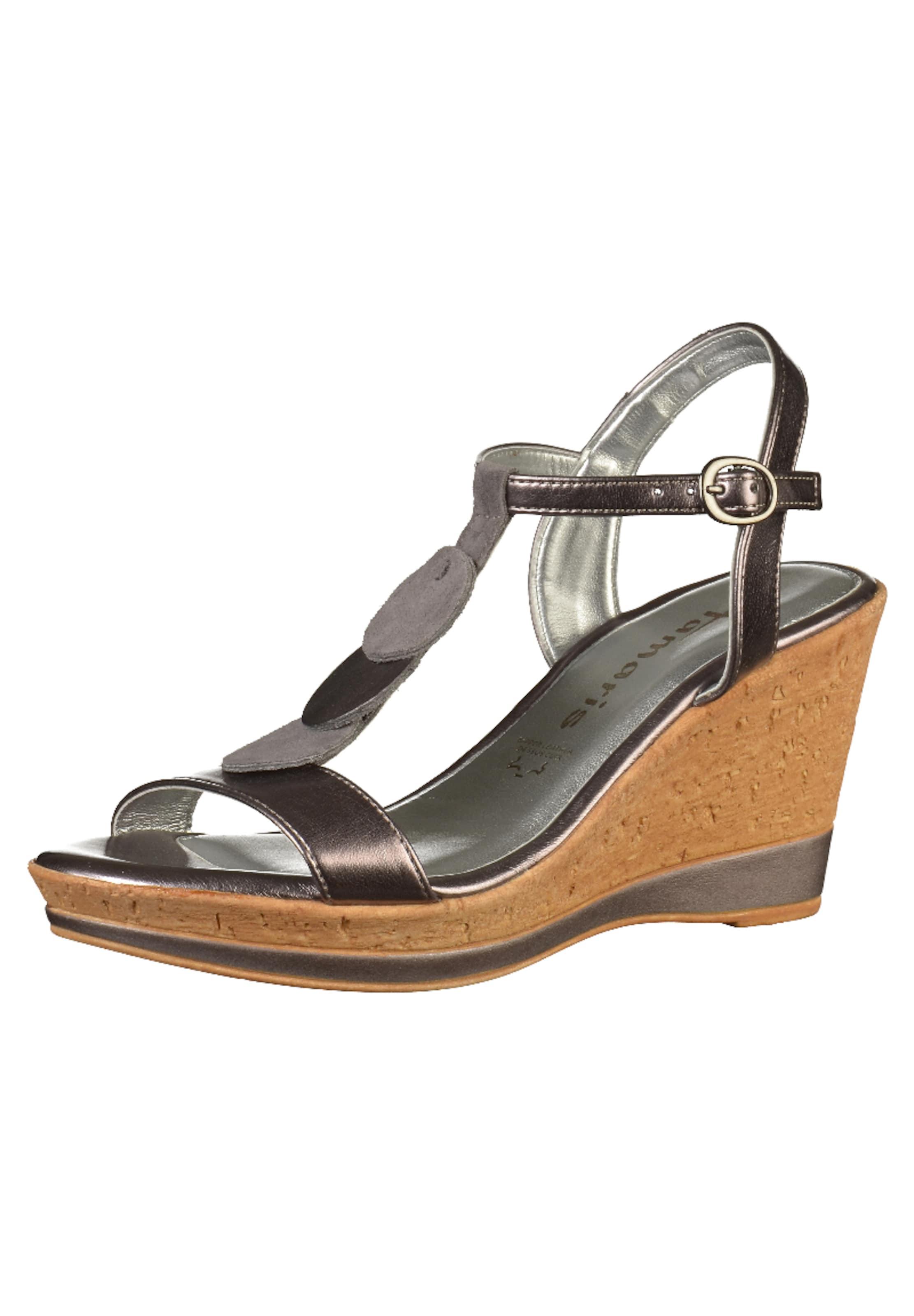 TAMARIS Sandalen Verschleißfeste billige Schuhe Hohe Qualität