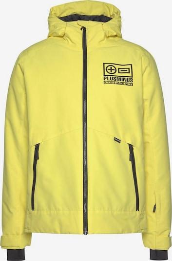 Geacă outdoor CHIEMSEE pe galben / negru, Vizualizare produs