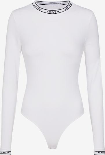 LEVI'S T-Krekls 'LS BODYSUIT' pieejami balts, Preces skats