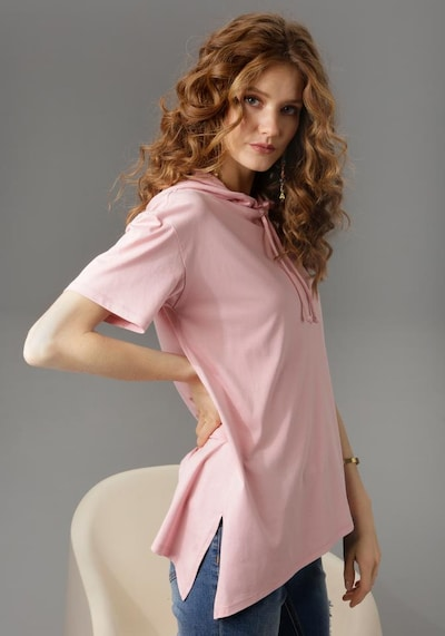 Aniston CASUAL T-Shirt in rosa, Produktansicht