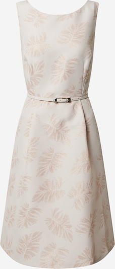 COMMA Kleid in creme / puder, Produktansicht