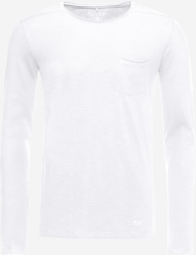 BLEND Shirt in weiß, Produktansicht