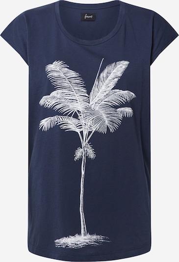 Forvert Shirt 'Irma' in navy, Produktansicht