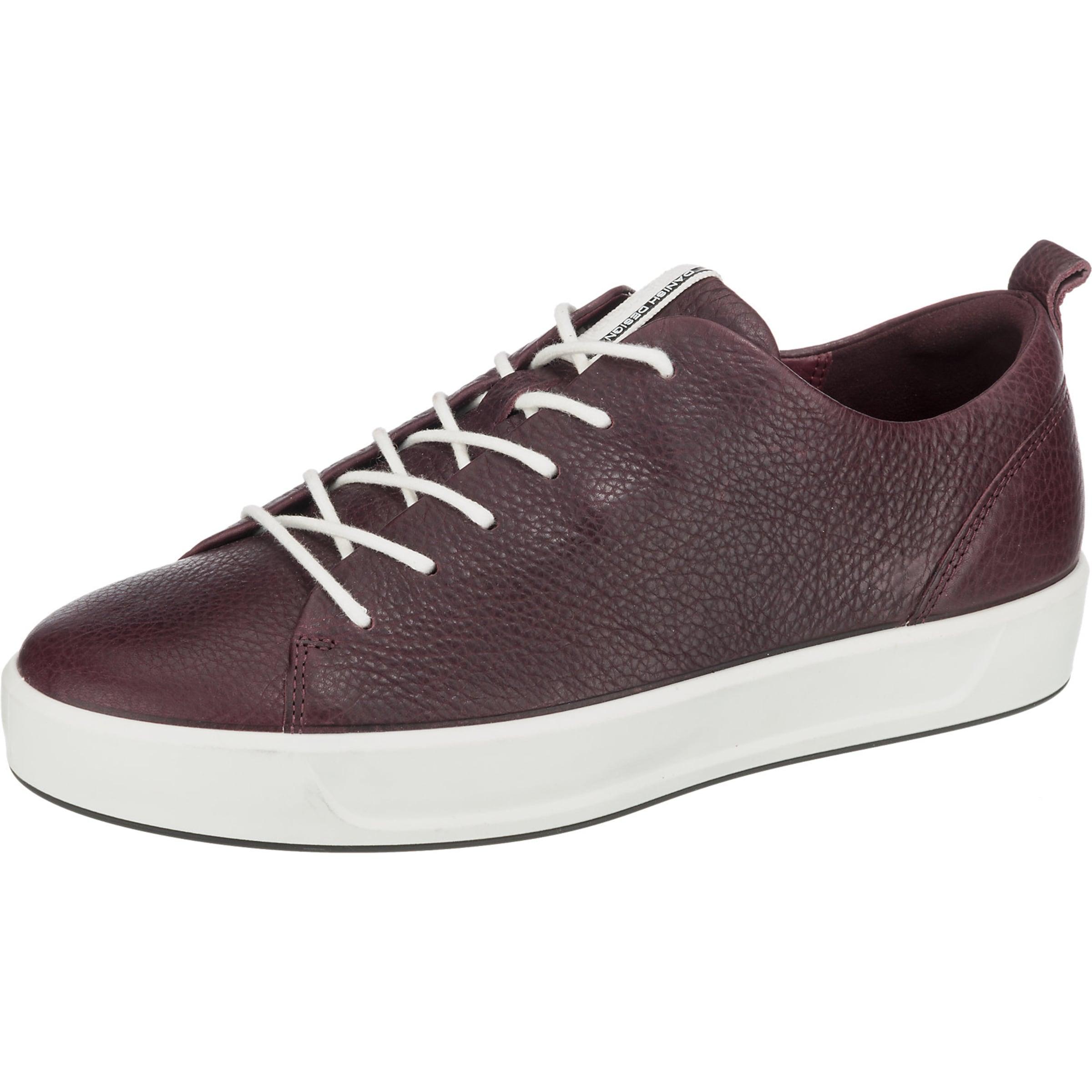 Sneakers Rotviolett Ecco 'soft 8' In b7gyf6