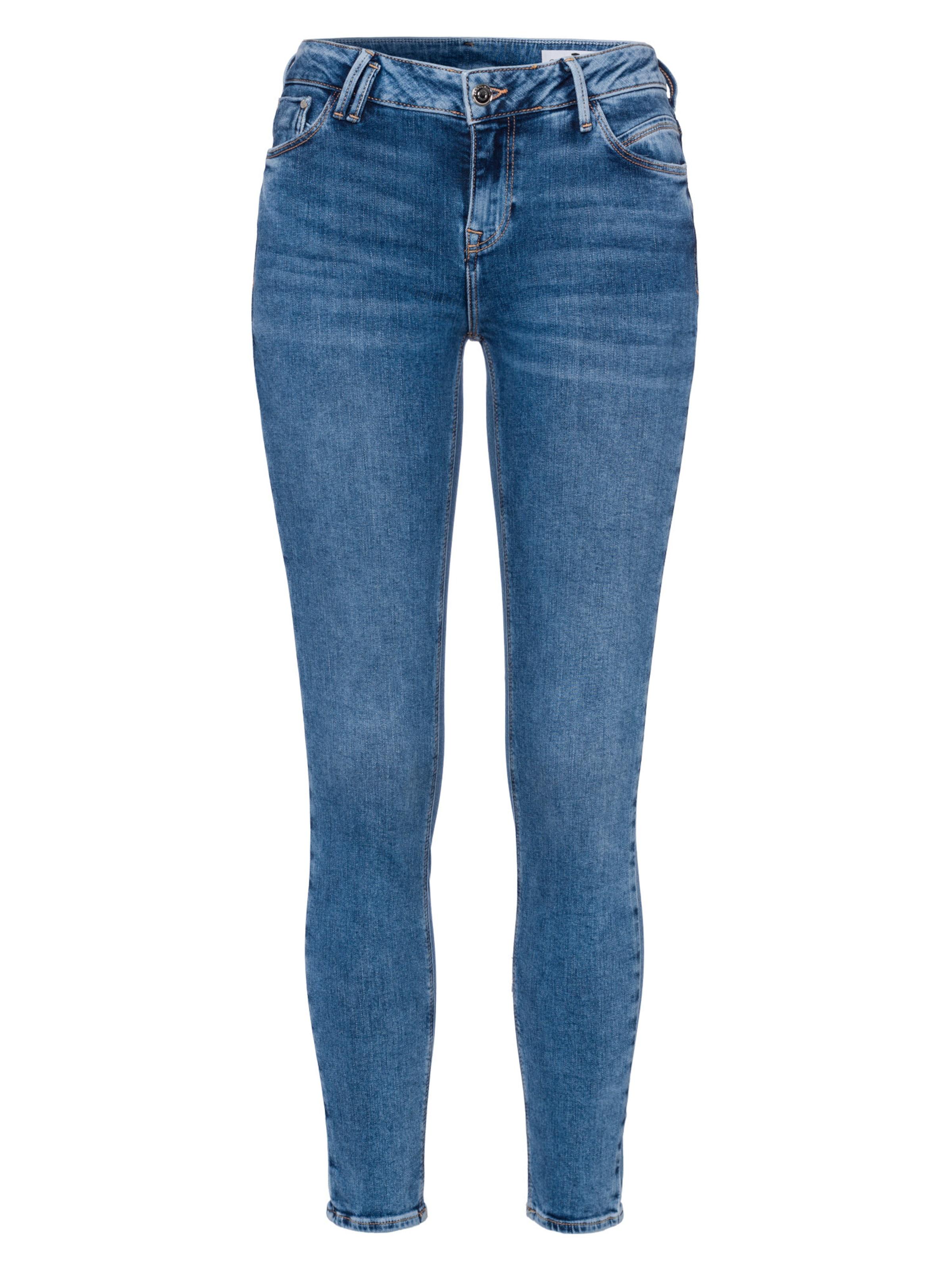 Cross 'giselle' Jeans Blue Denim In Nnw8vm0