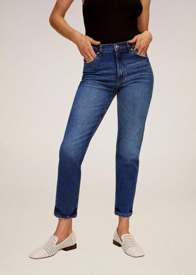 Jeans MANGO pe albastru închis, Vizualizare model