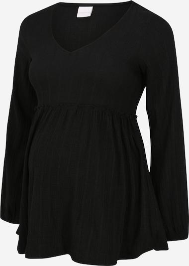 MAMALICIOUS Bluzka 'ARIANE' w kolorze czarnym, Podgląd produktu