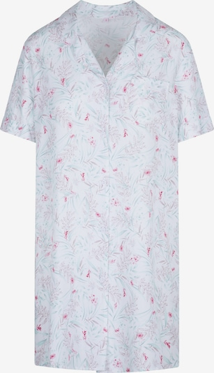 LingaDore Nachthemd 'EULARIA' in de kleur Gemengde kleuren / Wit, Productweergave