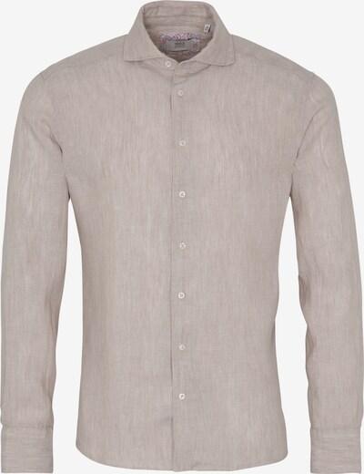 ETERNA Langarm Hemd SLIM FIT in beige, Produktansicht