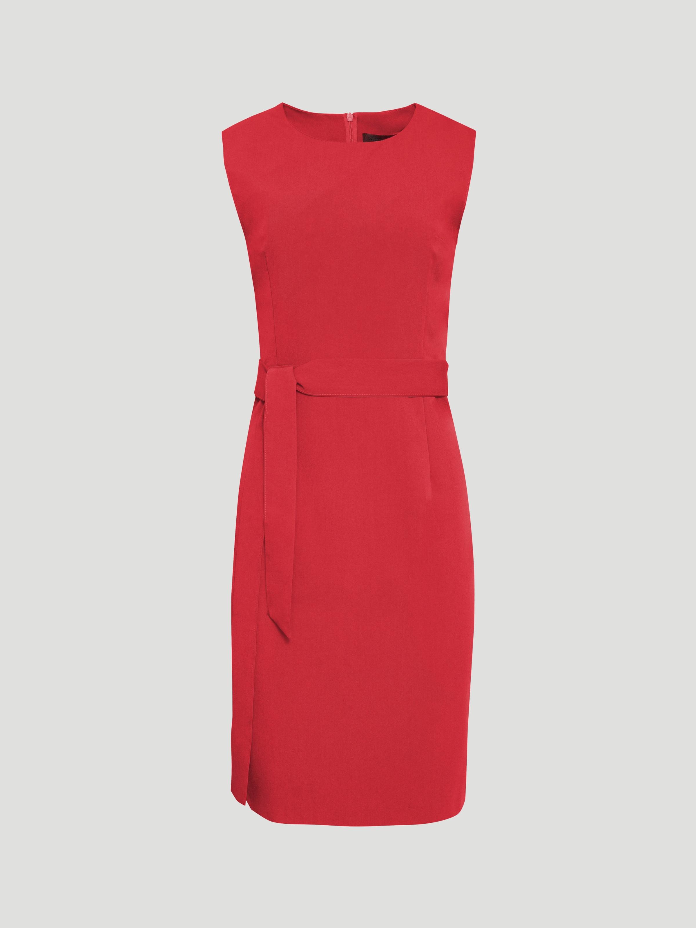 Faina Kleid Rot Kleid In Faina byf6v7Yg