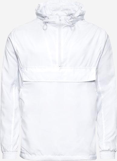 Urban Classics Tussenjas in de kleur Wit, Productweergave