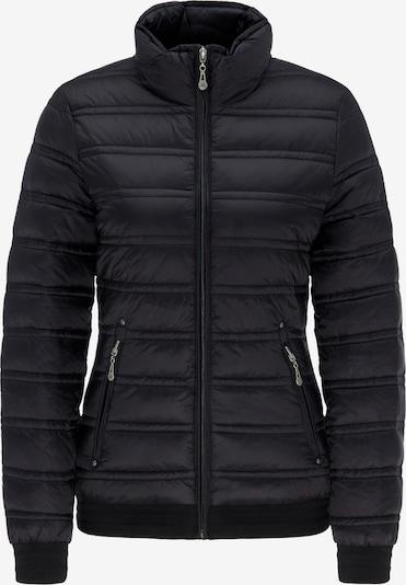 DREIMASTER Winterjacke 'Maritim' in schwarz, Produktansicht