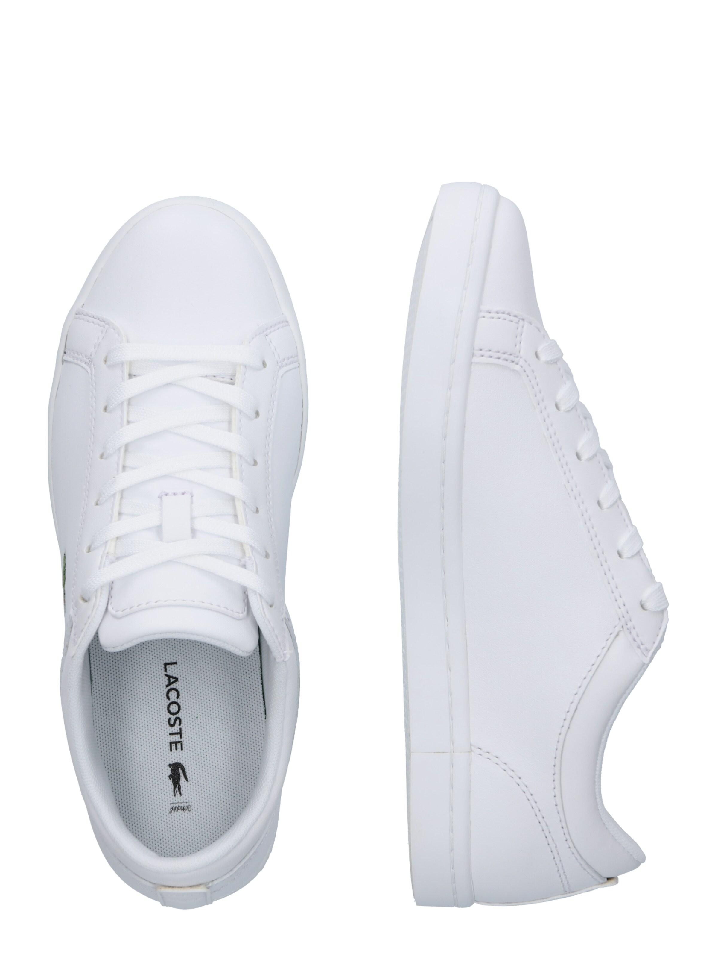 Weiß 'straightset 1 Bl Sneaker In Cfa' Lacoste ymfYb6v7Ig