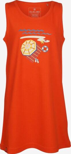 ELKLINE Kleid 'BEACH' in rot, Produktansicht