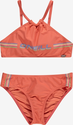 O'NEILL Bikini 'CALI HOLIDAY' en mandarine, Vue avec produit