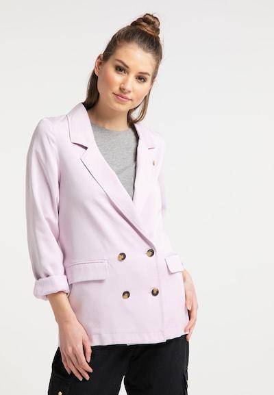 MYMO Blazer in rosa, Modelansicht