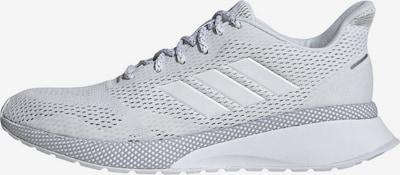 Bėgimo batai 'Nova Run X' iš ADIDAS PERFORMANCE , spalva - Sidabras / balta: Vaizdas iš priekio