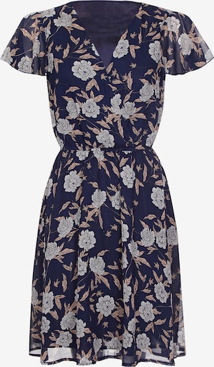 Mela London Obleka | mornarska barva, Prikaz izdelka