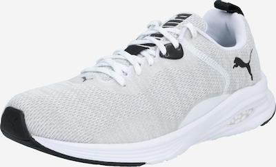 PUMA Laufschuhe in grau / weiß, Produktansicht