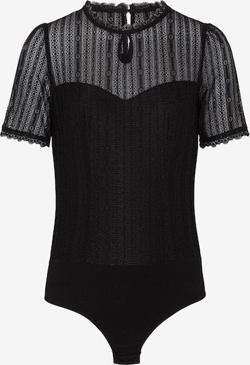 SPIETH & WENSKY Trachtenbody 'Naila' in schwarz, Produktansicht